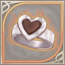 菓匠のリング