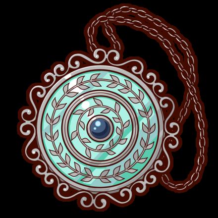 ミスリルの護符の画像