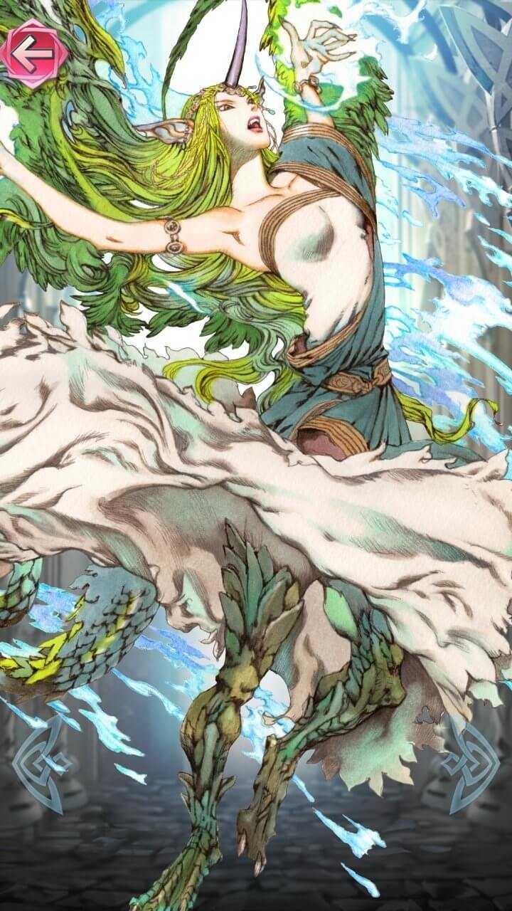 ミラ(愛の女神)の立ち絵