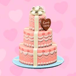 ウェディングケーキ画像