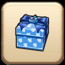 青のスライム装備ボックス