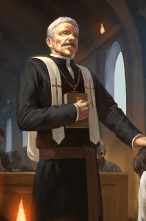 クリフォード神父の画像