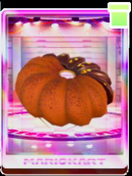 チョコドーナツの画像