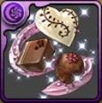 親愛のチョコレート【銀】の画像