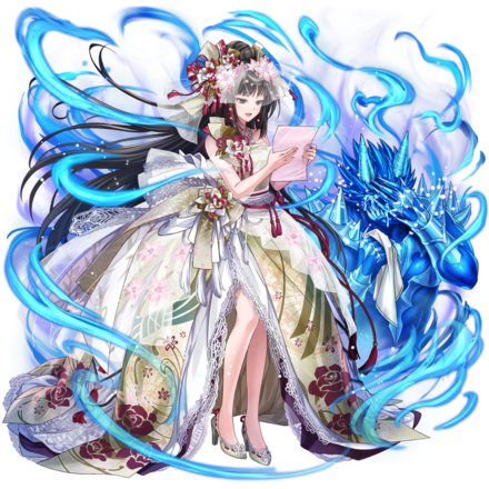 [花嫁の手紙]ヨシノの画像