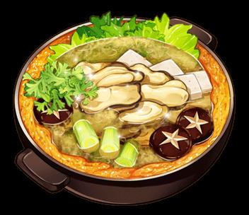 牡蠣土手鍋の画像