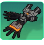 防護腕甲の画像