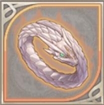 巨蛇のリング
