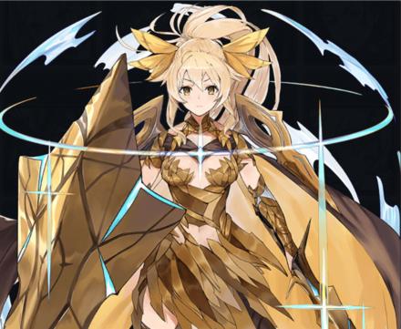 妖精の祝福の画像