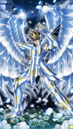 天馬星座の神聖衣 テンマ