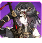 姫軒轅・黒(B)の画像