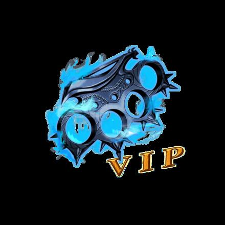 VIPのブラスナックル