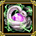 守護神「白蛇」の画像