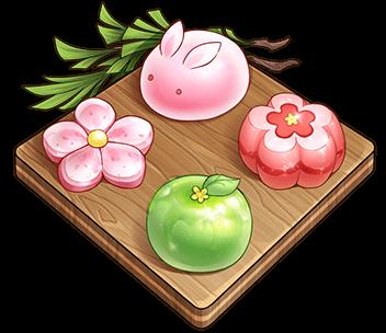 上生果子の画像