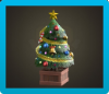 かわいいクリスマスツリー画像