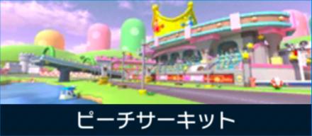N64ピーチサーキットの画像