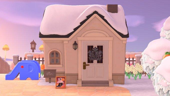 アポロの家の外観