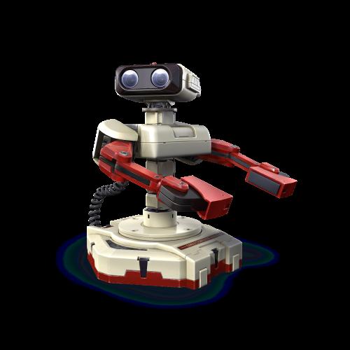 スマブラのロボット