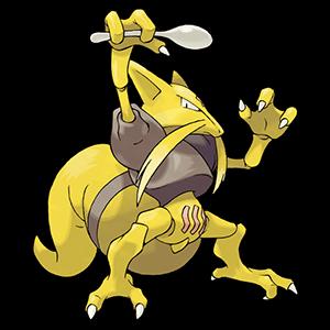 Pokemon Sword and Shield - Kadabra