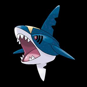 Pokemon Sword and Shield - Sharpedo