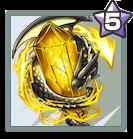狂雷の龍封石のアイコン