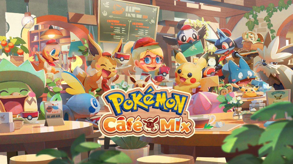 Pokémon Café Mix(ポケモンカフェミックス)