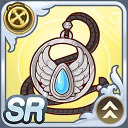 銀の護符(聖)のアイコン画像