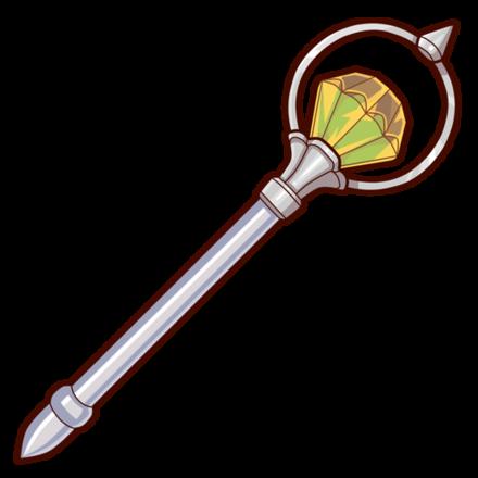 銀の杖(聖)の画像