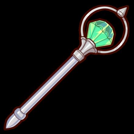 銀の杖(風)の画像