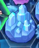 クリスタル岩