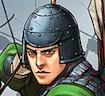 軍士・蜀・弓の画像