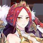 [紅き獅子の皇帝]ローザリンデ【運命分岐ロウ】の画像