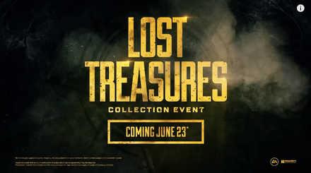 失われた財宝