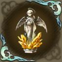 祈る天使像・橘の画像
