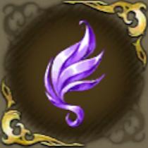 風の輝石・紫の画像