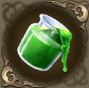 ドロドロした液体の画像