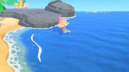 海開きマリンスーツ
