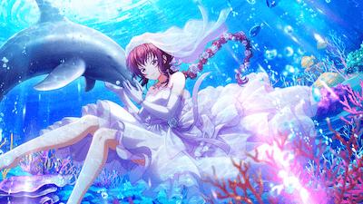 倉敷舞子【泡沫にたゆたう花嫁】をシンデレラ覚醒の画像