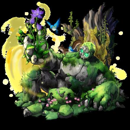 深緑の守護者・ヴェルトの画像