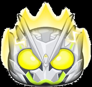仮面ライダーゼロワンMHのアイコン