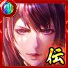 緋天の紅牡丹 雅楓華の画像