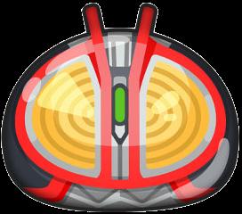 仮面ライダーファイズのアイコン