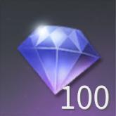 ダイヤ100の画像