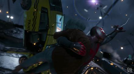 スパイダーマンPS5