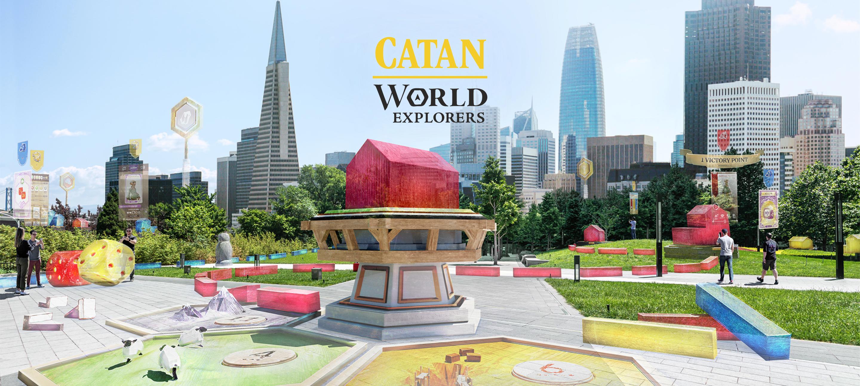 CATAN:World Explorers