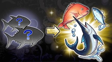 大魚!!フィッシャーバトルのバナーの遊び方の画像