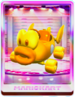 ゴールドプクプクの画像