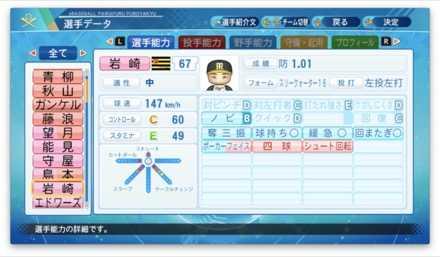岩崎優のステータス画像