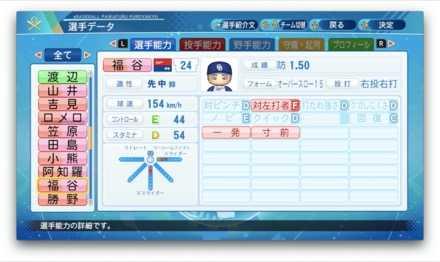 勝野昌慶のステータス画像