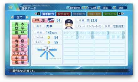 中澤雅人のステータス画像